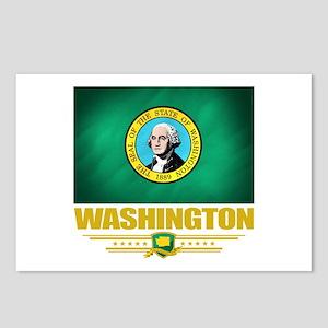 Washington Pride Postcards (Package of 8)