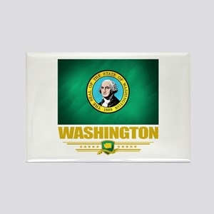 Washington Pride Rectangle Magnet