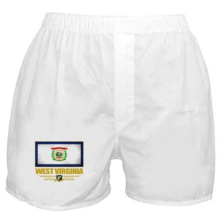 West Virginia Pride Boxer Shorts
