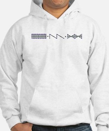 Frequency Deluxe Radio Hoodie