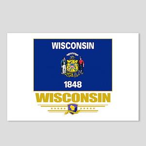 Wisconsin Pride Postcards (Package of 8)