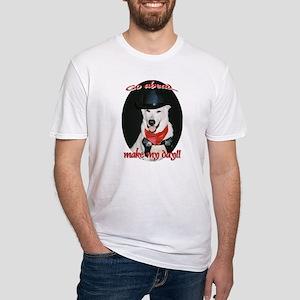 White Shepherd Cowboy T-Shirt