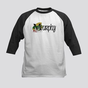 Murphy Celtic Dragon Kids Baseball Jersey