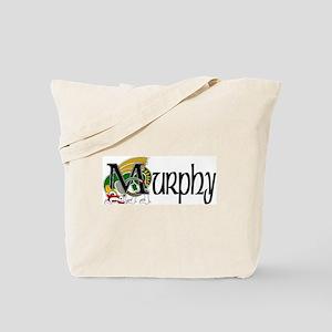 Murphy Celtic Dragon Tote Bag