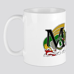 Murphy Celtic Dragon Mug