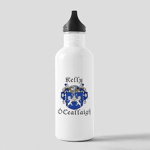 Kelly In Irish & English Stainless Water Bottle 1.