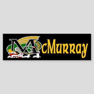McMurray Celtic Dragon Bumper Sticker