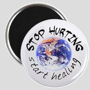 Start Healing the World Magnet