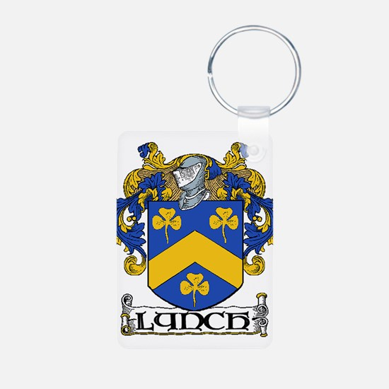 Lynch Coat of Arms Keychains