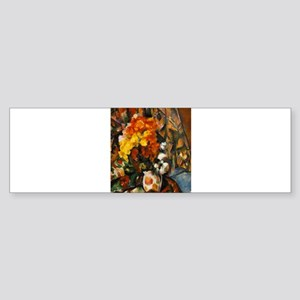 Chrysanthemums Sticker (Bumper)