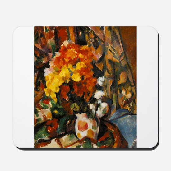Chrysanthemums Mousepad