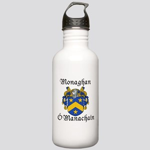 Monaghan In Irish & English Stainless Water Bottle