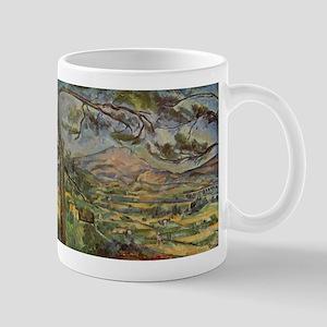 Mont Sainte Victoire Mug