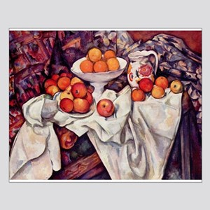 Still Life with Apples and Or Small Poster