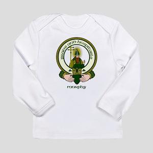 Murphy Clan Motto Long Sleeve Infant T-Shirt
