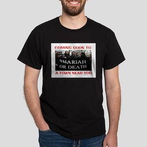 NICE NEIGHBORS Dark T-Shirt
