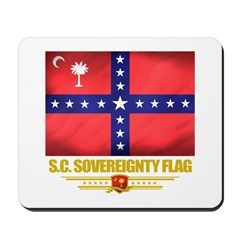 SC Sovereignty Flag Mousepad