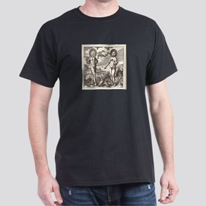 The Uniting of Opposites Dark T-Shirt
