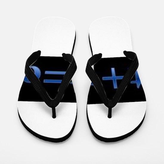 T plus W equals C Flip Flops