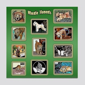 WHEATIE MOMENTS Tile Coaster