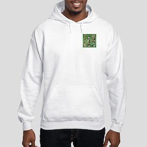 WHEATIE MOMENTS Hooded Sweatshirt