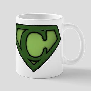 Super Green C Mug