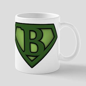Super Green B Mug