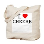 I love cheese Tote Bag