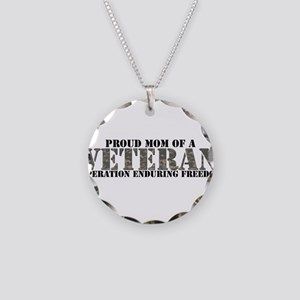 Operation Enduring Freedom (A Necklace Circle Char