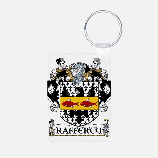 Rafferty Coat of Arms Keychains