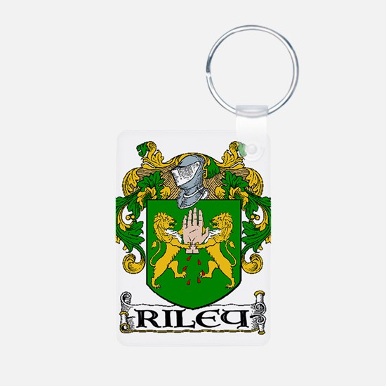Riley Coat of Arms Keychains