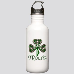 O'Rourke Shamrock Stainless Water Bottle 1.0L
