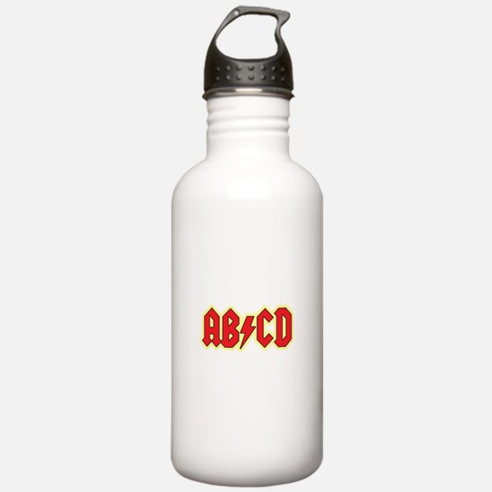 ABCD Water Bottle
