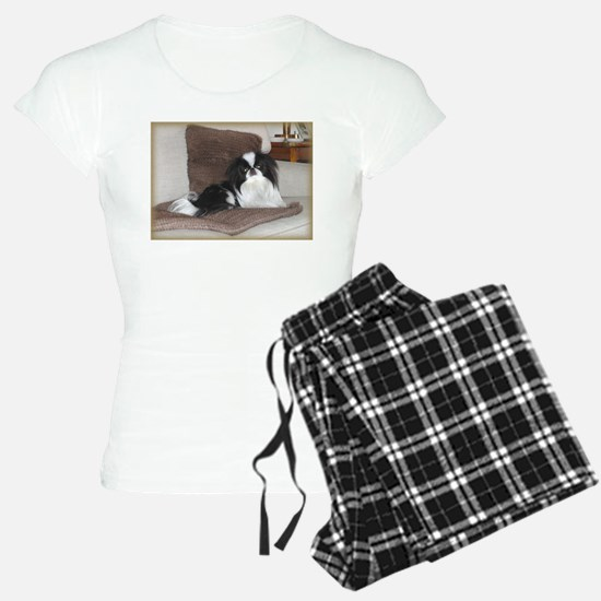 Deluxe Japanese Chin Darling Pajamas
