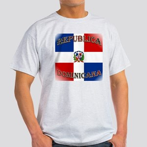 Dominican Republic Ash Grey T-Shirt