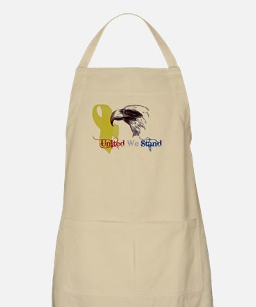 3D United We Stand Apron