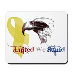 3D United We Stand Mousepad