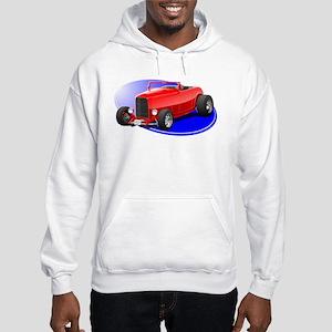 Classic Hot Rod Hooded Sweatshirt