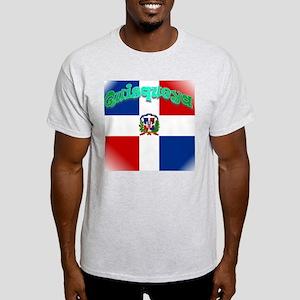 Quisqueya Ash Grey T-Shirt