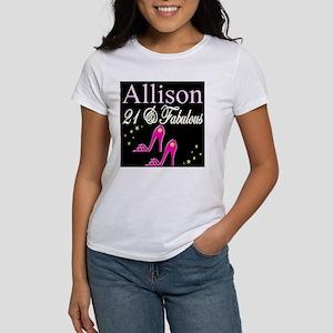 21ST GLAM GIRL Women's T-Shirt