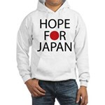 Hope for Japan 2011 Hooded Sweatshirt