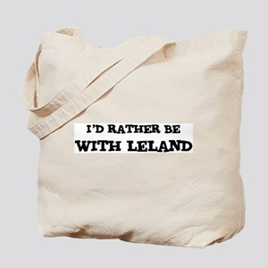 With Leland Tote Bag