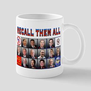 RUNAWAY DEMOCRATS Mug
