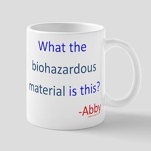 Abby's Version of WTF Mug