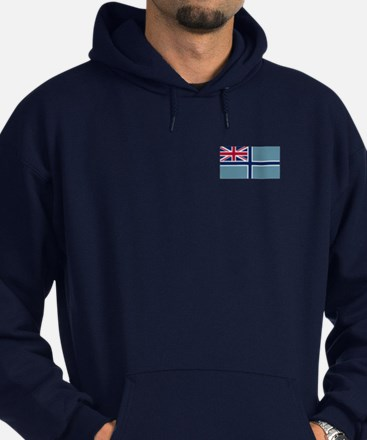 Civil Air Ensign Hoodie (Dark)
