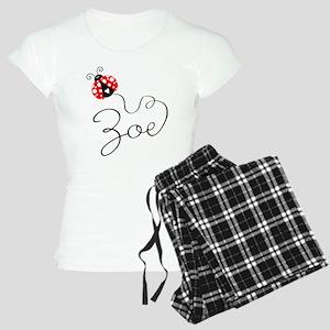 Ladybug Zoe Women's Light Pajamas