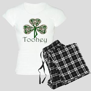 Toohey Shamrock Women's Light Pajamas