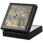 Kingfisher Pair Keepsake Box