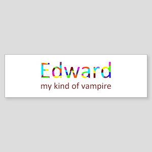 Edward Sticker (Bumper)