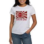 Japanese Flag Women's T-Shirt